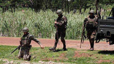 Mueren ocho militares en un atentado en el norte de Paraguay
