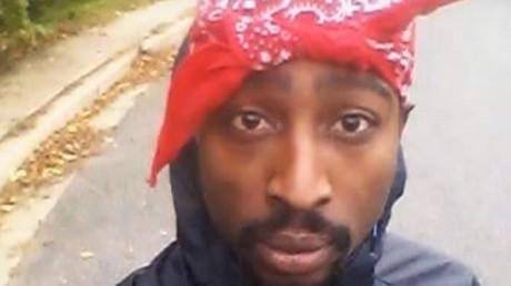 Polémica en la Red: un video viral reaviva la teoría de que Tupac Shakur no murió