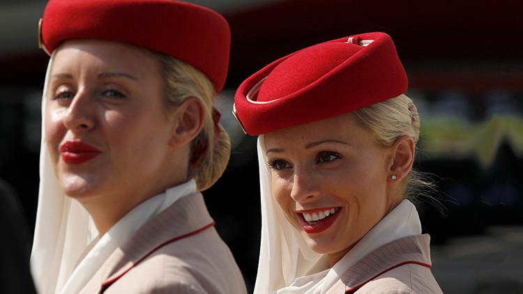 Un hombre es condenado a prisión por besar a una azafata de la aerolínea Emirates