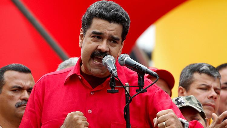"""Maduro declara una """"ofensiva revolucionaria"""", luego de derrotar intento de golpe de Estado"""