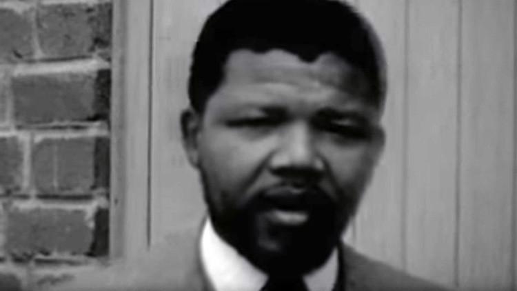 Encuentran la primera entrevista de Nelson Mandela como líder antiapartheid