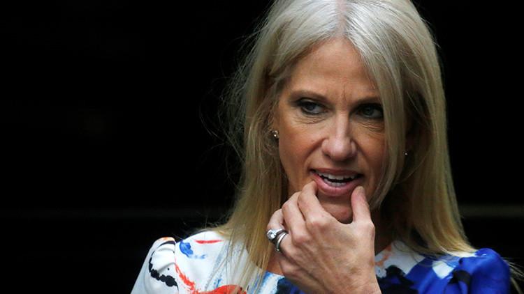 """""""Violación no existiría si las mujeres fueran más fuertes"""": Jefa de campaña de Trump desata polémica"""