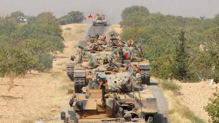 """Erdogan anuncia que el Ejército turco ha """"liberado"""" una vasta franja de Siria de kurdos"""