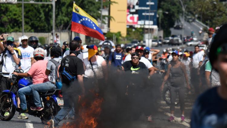 El territorio simbólico del 1S: Caracas es del chavismo y Miranda de la oposición