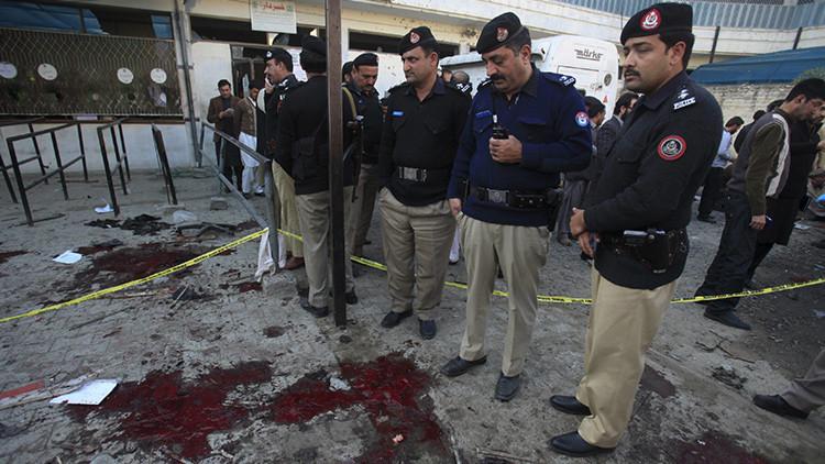 Numerosos muertos tras dos explosiones en Pakistán