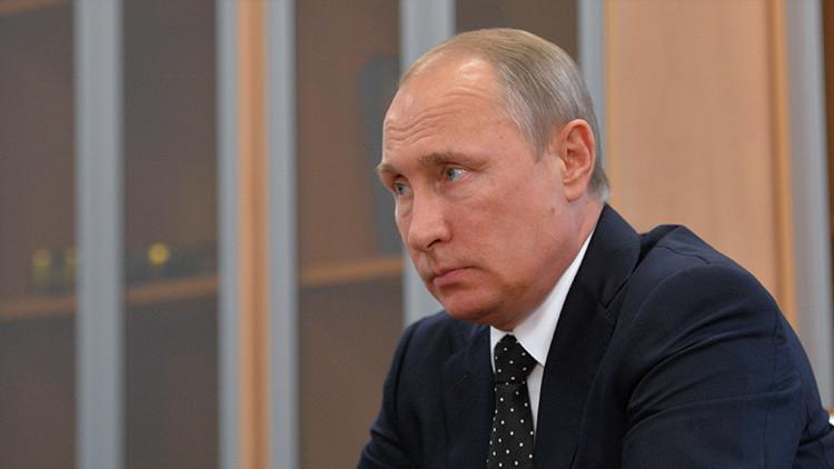 """Putin: """"Revisar los resultados de la Segunda Guerra Mundial es abrir la caja de Pandora"""""""