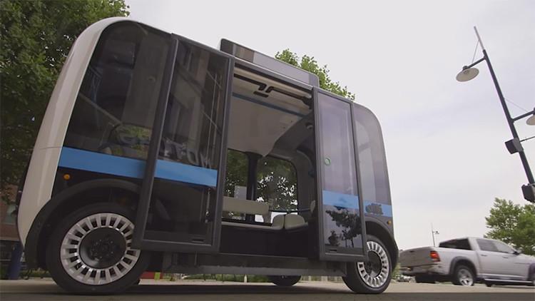 El coche del futuro de Ford no tendrá ni volante ni pedales