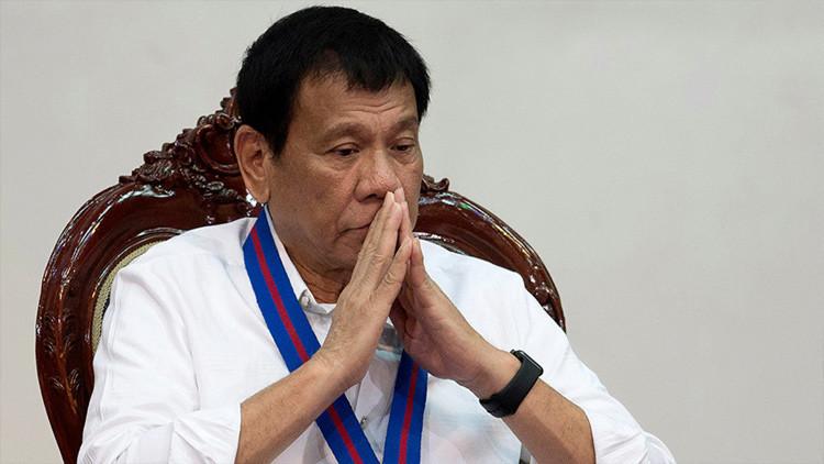 El presidente filipino se niega a reunirse con el jefe de la ONU