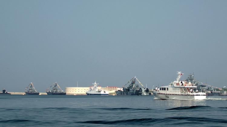 Rusia asigna al mar Negro toda su flota de corbetas modulares con misiles Kalibr