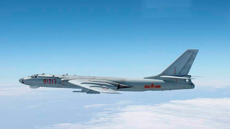 China crea un nuevo modelo de bombardero estratégico como parte de la renovación de su aviación