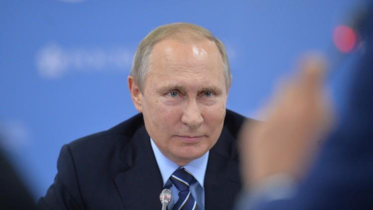 Los precios del petróleo suben tras una declaración de Putin