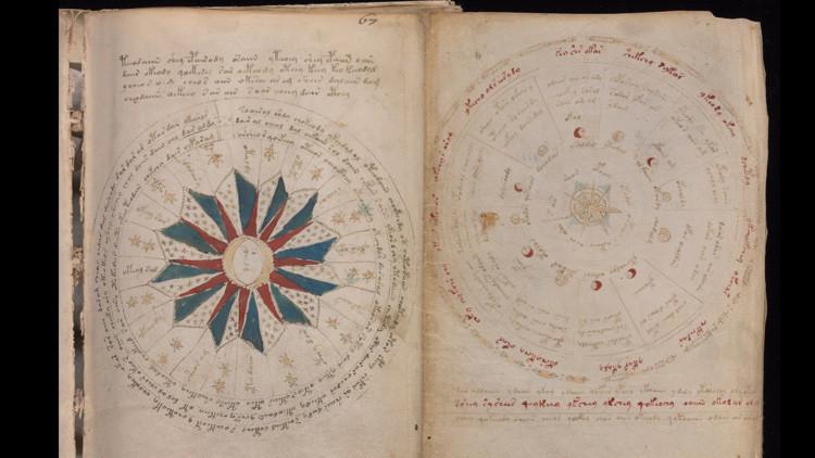 ¿Qué esconde misterioso e indescifrable manuscrito del siglo XV?