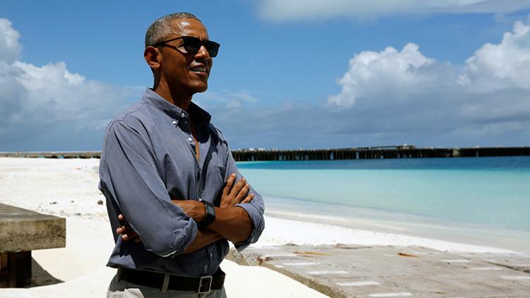 Nombran un pez en honor de Obama (foto)