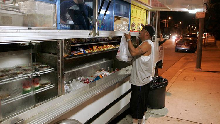 """""""Si Trump pierde las presidenciales, los latinos inundarán EE.UU. con camiones de tacos"""""""