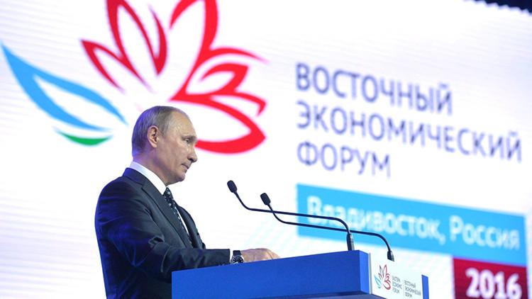 """Putin: """"Una crisis intercoreana puede causar una catástrofe global"""""""