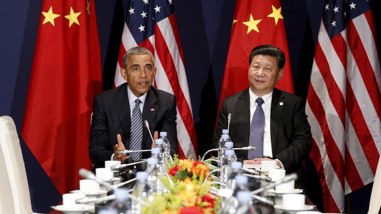 EE.UU. y China acuerdan ratificar el Acuerdo de París sobre el cambio climático