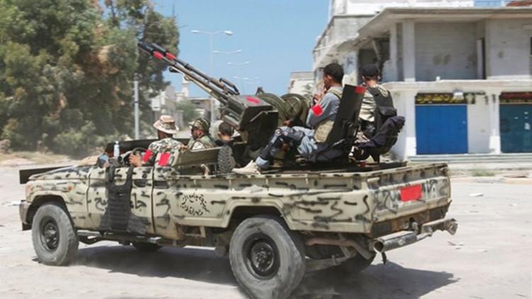 Fuerzas libias lanzan una ofensiva contra el último bastión del Estado Islámico en el país