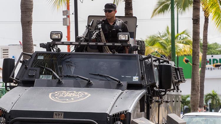 México: Enfrentamientos entre grupos armados y fuerzas de seguridad dejan 11 muertos