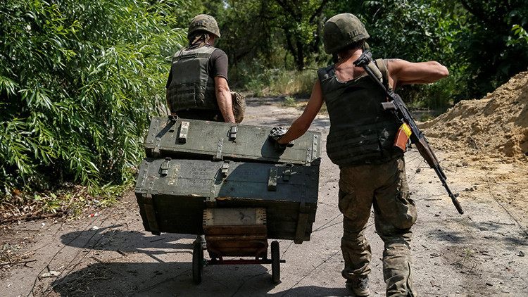 Lituania suministra 150 toneladas de munición vieja a Ucrania
