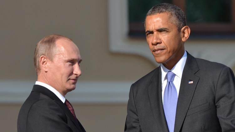 Putin y Obama acuerdan una reunión separada en el G-20