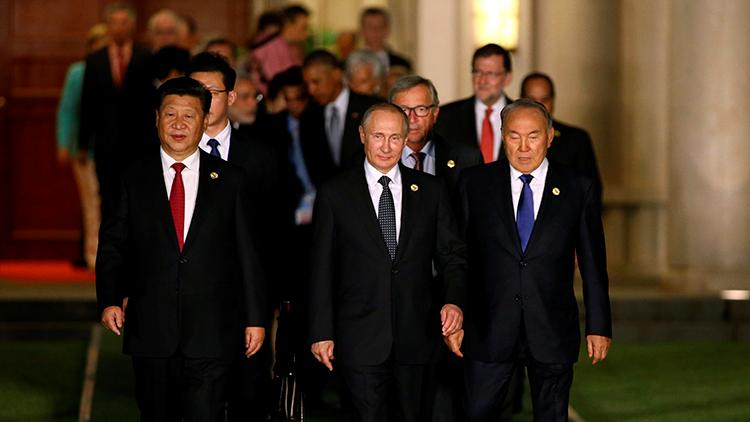 Minuto a minuto: Los momentos clave de la cumbre G-20 en China