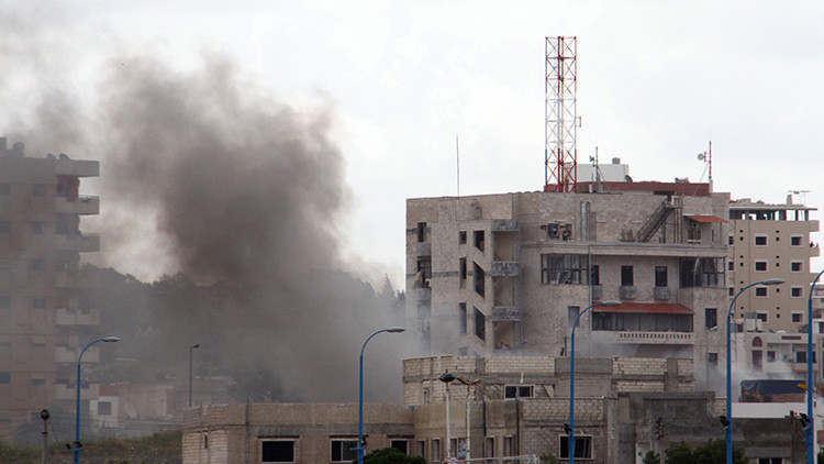 Al menos 12 muertos en varios ataques en ciudades sirias