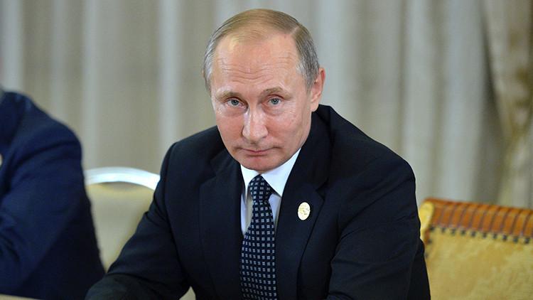 Los puntos clave del G-20, según Vladímir Putin