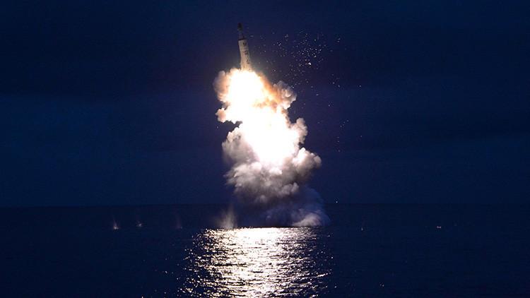 Washington califica el lanzamiento de misiles balísticos norcoreanos como una amenaza a la seguridad