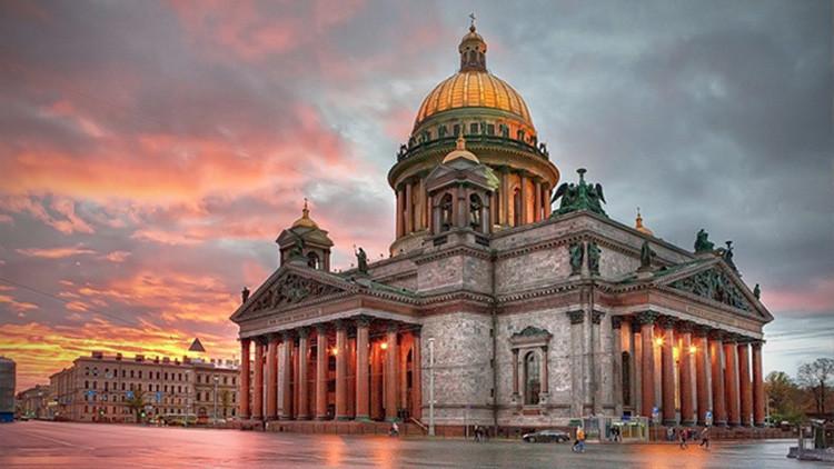 San Petersburgo gana el 'Oscar' del turismo como mejor destino de Europa