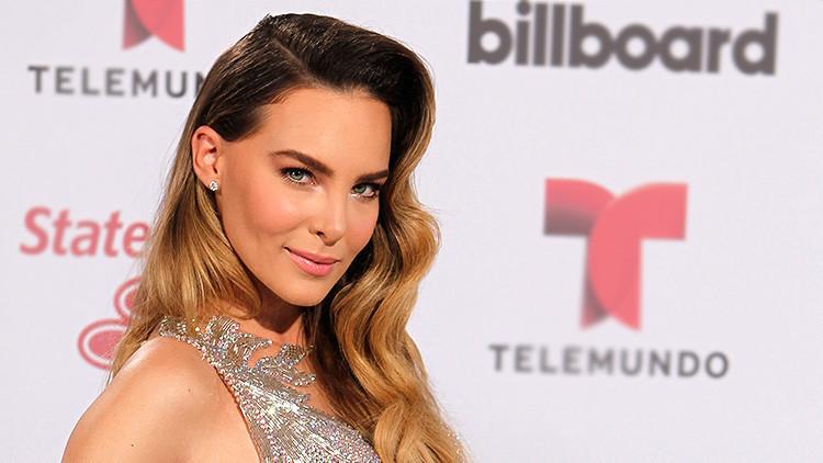 """Video: La cantante Belinda arremete contra una fan """"aburrida"""" en su concierto"""