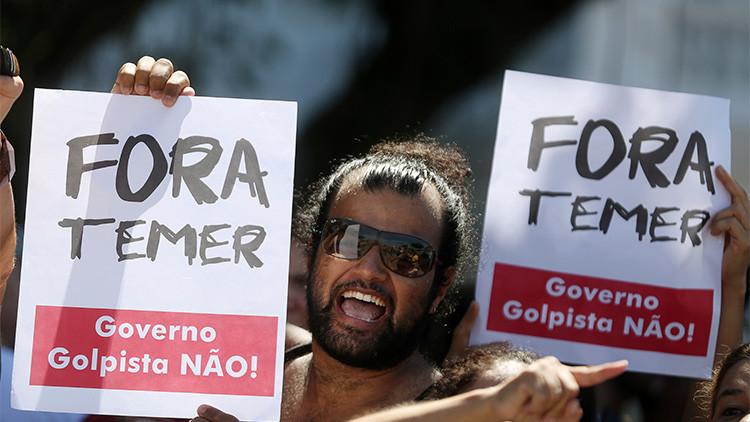 Brasil: El partido de Temer, acusado de recibir sobornos de casi 42 millones de dólares
