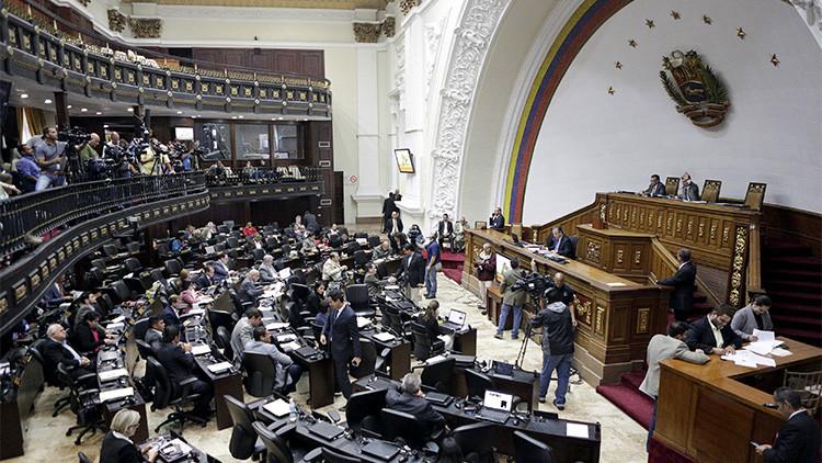 Actos del parlamento venezolano son anulados por una sentencia del Tribunal Supremo