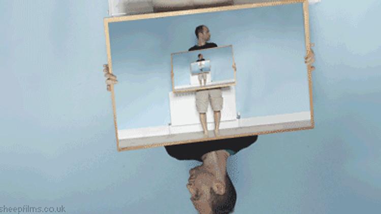 Un británico crea unos GIF animados que hipnotizan a los internautas