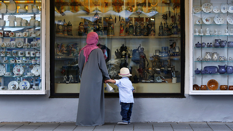 La irónica razón por la que el Estado Islámico prohíbe el burka en Mosul