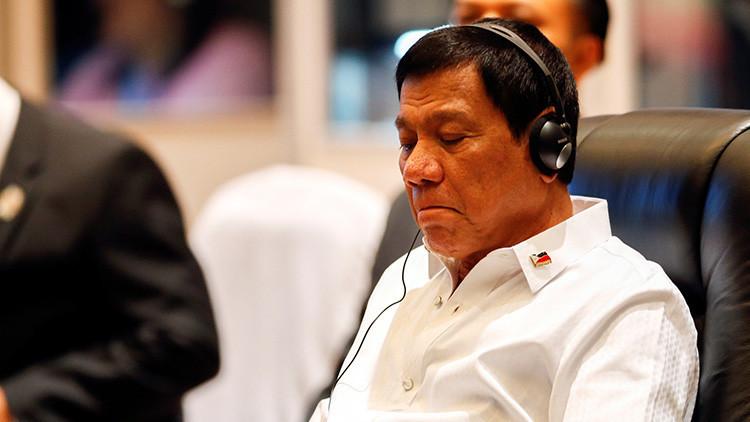 China fortalecerá sus relaciones con Filipinas después de que su presidente insultara a Obama