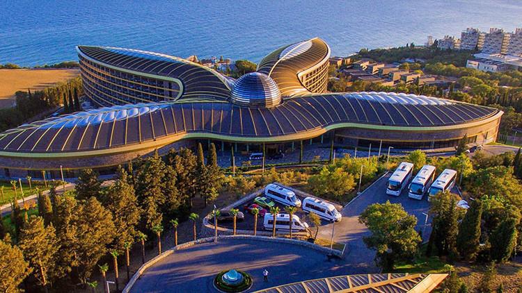 Fotos: Un complejo turístico de Crimea es premiado como el mejor de Europa