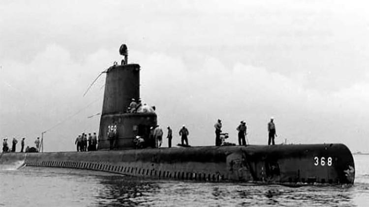 La historia secreta del submarino espía hundido en Valparaíso