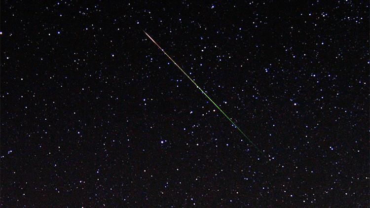 Sorpresa en Argentina: un meteoro ilumina la noche del oeste del país