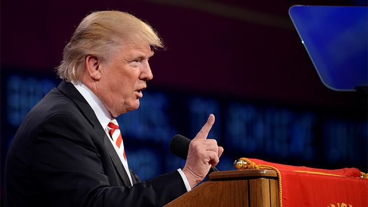 """""""Terrible"""": Trump se indigna por la bienvenida brindada a Obama en Asia"""