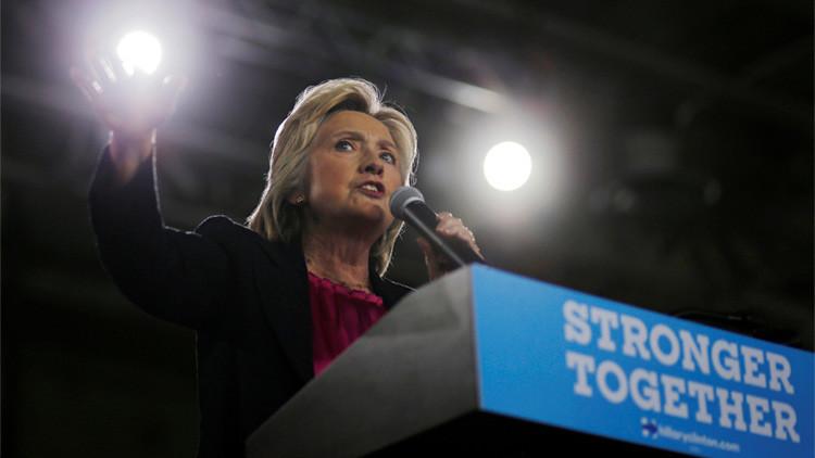 ¿Política nacional en venta?: Hillary Clinton recibió millones de dólares en polémicas donaciones