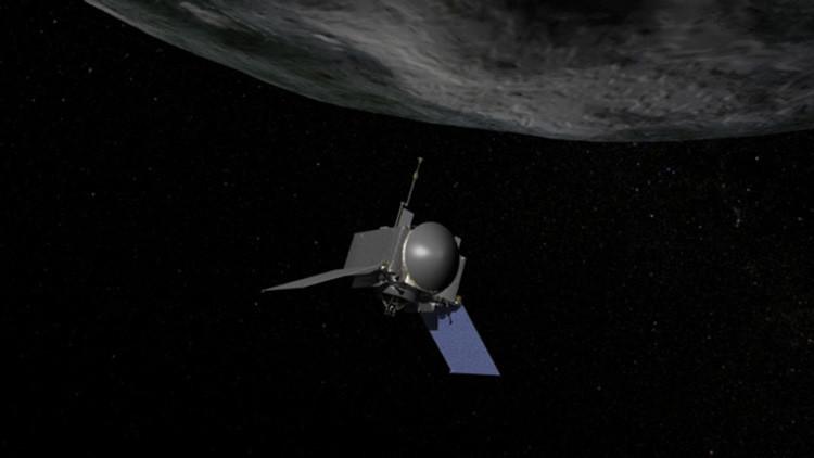 La NASA lanza una sonda para hallar pruebas de vida en un asteroide
