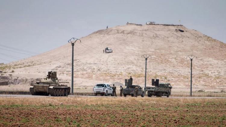 """""""El avance de Turquía en Siria amenaza la soberanía e integridad de ese país"""""""