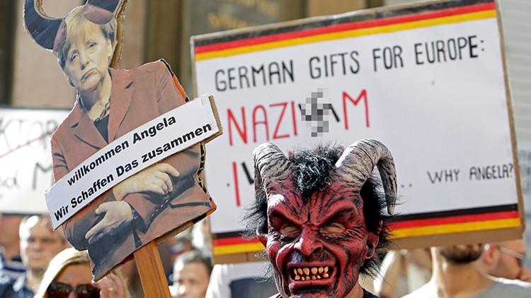 Un medio alemán explica por qué se derrumba el 'imperio' de Merkel