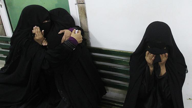 España: Dos neonazis patean a una mujer embarazada por llevar un niqab
