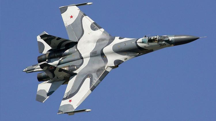 Aviones de EE.UU. se acercan a las fronteras rusas y cazas Su-27 despegan en alerta