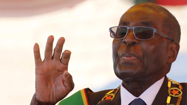 ¿Dónde está el presidente? En Zimbabue hacen furor las apps que rastrean el avión de Mugabe