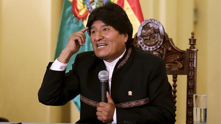 Evo morales exige sanciones contra Chile por los insultos a la selección de fútbol de Bolivia