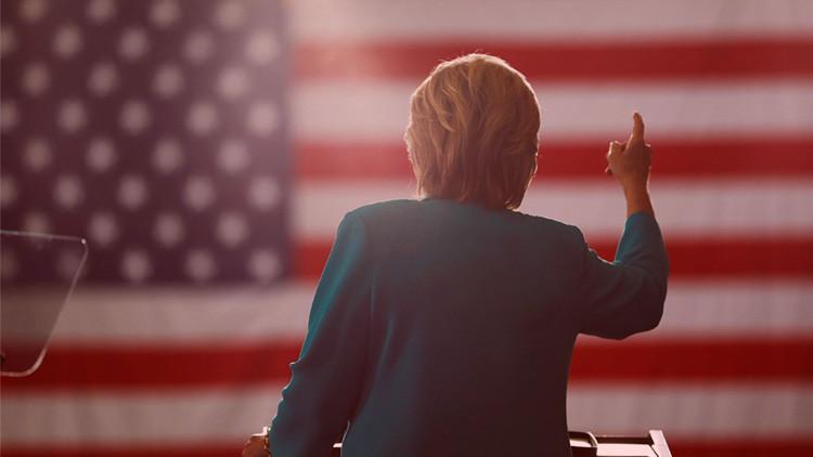 """""""Votar por Hillary Clinton es votar por la guerra contra Rusia y China"""""""