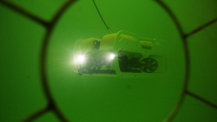 Conciben en Rusia una nodriza para drones submarinos