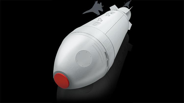 15 objetivos a la vez: Rusia prueba una bomba convencional inteligente de gran alcance